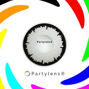 White Lestat - witte contactlenzen Partylens®
