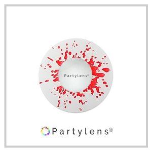 Bloedspetters -Klein www.partylens.nl