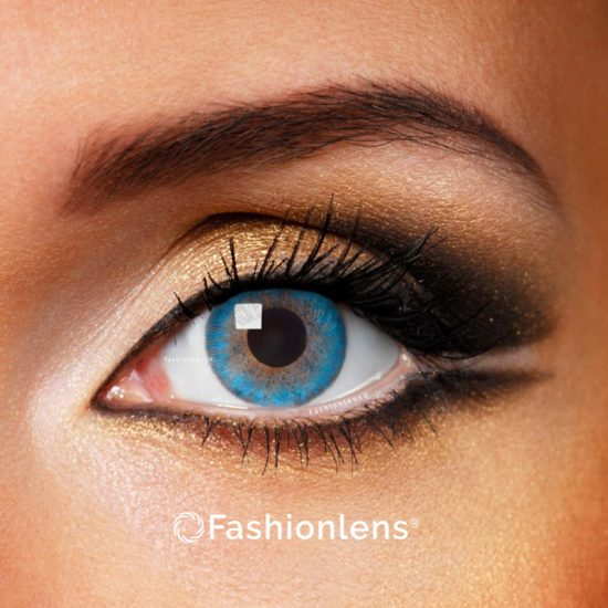 Aqua Blue fashionlens