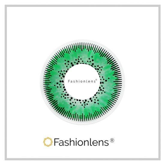 Aqua Green lens