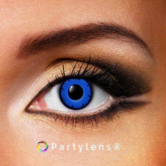 Blue lestat contactlenzen www.partylens.nl