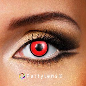 Red Manson contactlenzen www.partylens.nl
