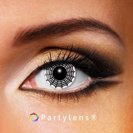 White Spider - Partylens® zachte contactlenzen