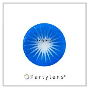 Ster Blauw www.partylens.nl