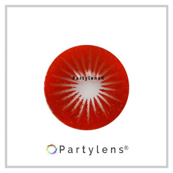 Ster Rood www.partylens.nl