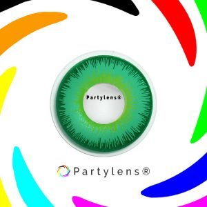 Magic Green - groen contactlenzen Partylens®