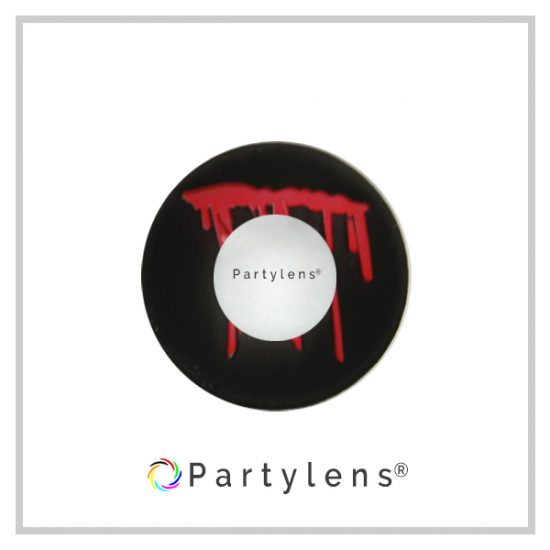 Black Blood Drop www.partylens.nl
