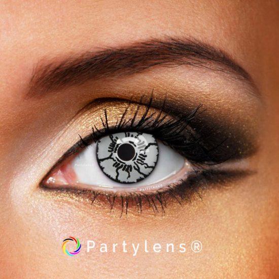 vampier ogen wit contactlenzen www.partylens.nl