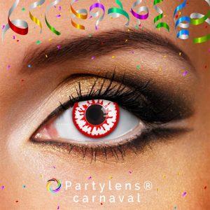 Creepy Zombie www.partylens.nl