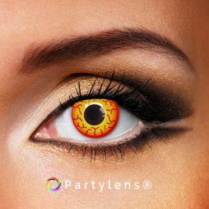 Darth maul contactlenzen www.partylens.nl