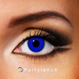 dark blue out Donker Blauw contactlenzen www.partylens.nl