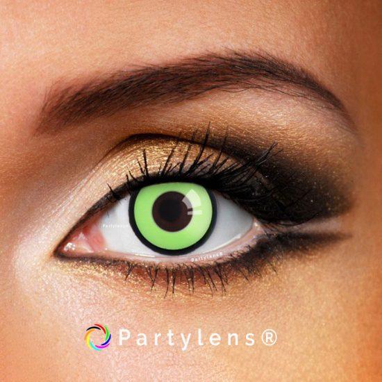 Green Manson contactlenzen www.partylens.nl