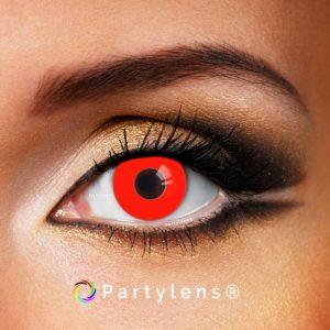 Red Out contactlenzen - partylenzen - kleurlenzen