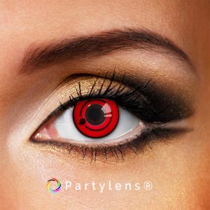 Sharingan Level 1 contactlenzen www.partylens.nl
