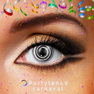 Spiraal zwart wit www.partylens.nl