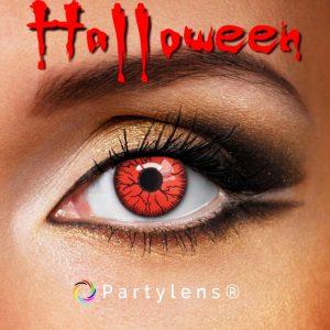Vampier ogen rood