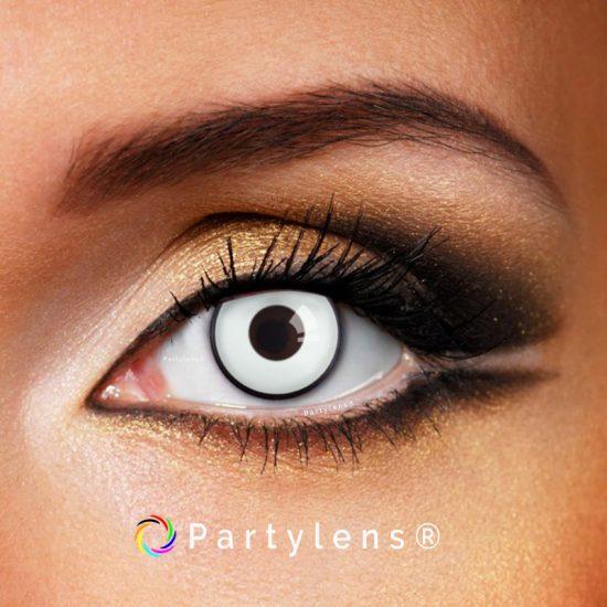 White Manson contactlenzen www.partylens.nl