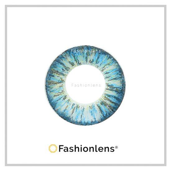 Blue Passion lens
