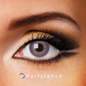 Fine Purple contactlenzen www.partylens.nl