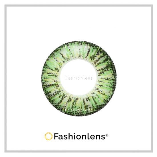Green Passion lens