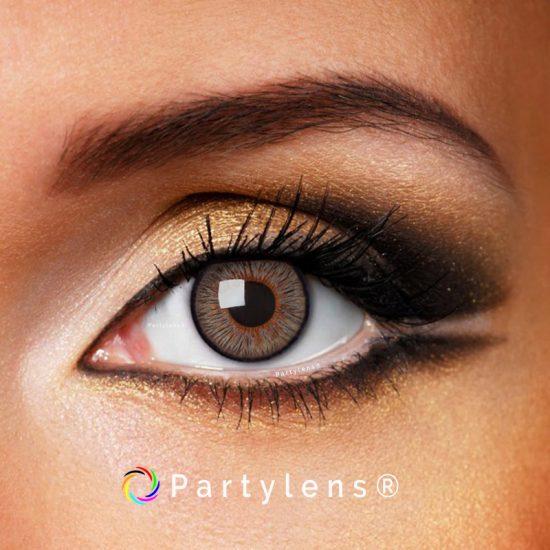 Grey Stripes contactlenzen www.partylens.nl