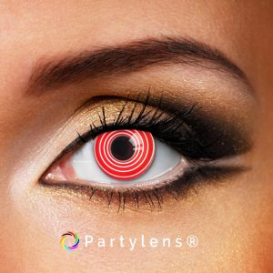 Spiraal rood -wit www.partylens.nl