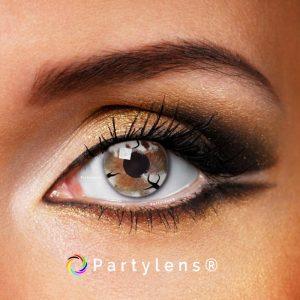 spookje wit / transparant www.partylens.nl