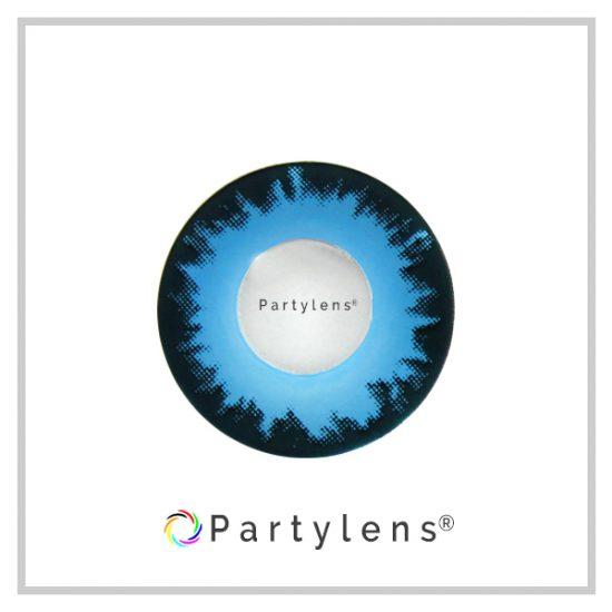 Sky Blue www.partylens.nl