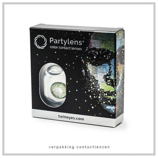 verpakking contactlenzen